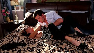 cheating on her man @ family affairs, scene #10