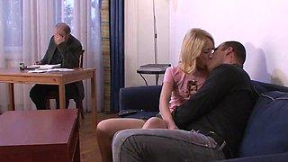 Desperate husband got cuckolded