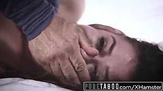 PURE TABOO Melissa Moore Rough Fucked by Creeper
