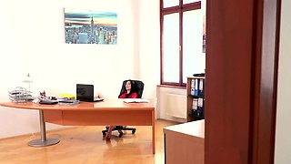 Mia Evans - Office Fuck Time