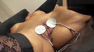Elektro Orgasmusfolter