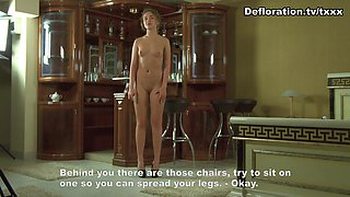 DeflorationTv Video: Anka Minetchica - Hardcore Defloration