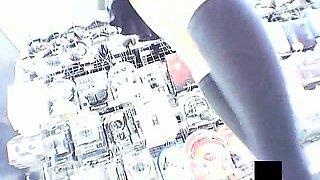 Upskirt Panties On Spy Camera