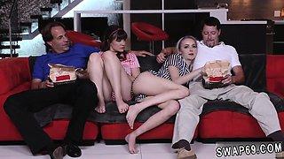 Black partner's step daughter raw and emo first time Movie N