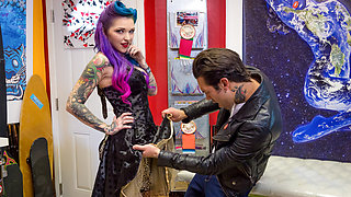 Kandy Kummings in Bullseye Sweethearts, Scene #01 - BurningAngel