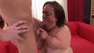Crazy pornstar Gidget The Monster Midget in hottest big tits, facial sex scene