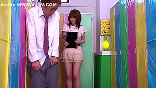 Hottest Japanese chick ASUKA 2 in Best 69, Big Dick JAV video
