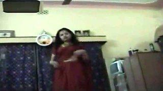 Indian bride nuptial night on cam