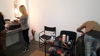 FULANAX.COM - Lilyan y Dunia Montenegro Pornstar School