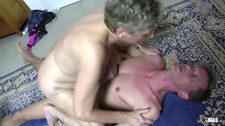 xxxomas - two grannies to get dirty in the German quartet