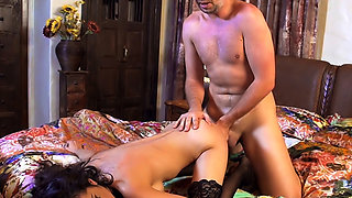 Tia Cyrus fucked and glazed with his hot cum