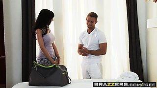 Brazzers - Dirty Masseur - Diana Prince Bill