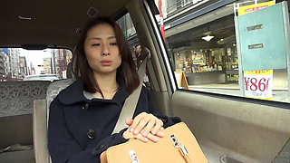Japanese Housewife Kanako fucked hard