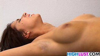 Teen Evi Fox gets pounded