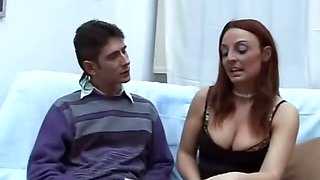 Busty Redhead Italian Mother E220