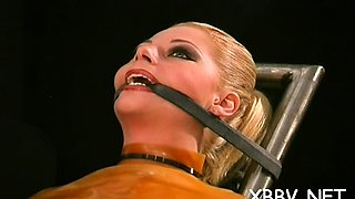 Hot female wicked bdsm scenes with punishment and sex