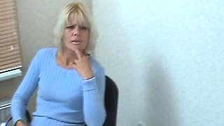 Blonde Has POV Oral Cowgirl And Doggystyle Sex