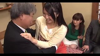 Japanese couples swapping
