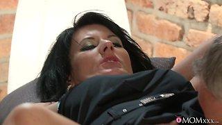 Crazy pornstars Barbarela, Dane, Ian in Amazing Stockings, Big Ass xxx clip