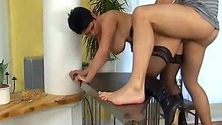German Big Tits Daniele