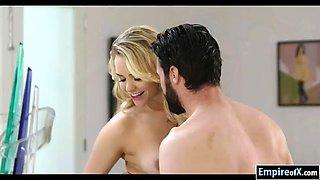 lusty blonde babe mia malkova slammed by bearded man