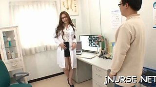 busty nurse insane asian sex segment