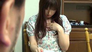 Horny Japanese chick Rina Fukada, Azumi Mizushima, Hibiki Otsuki in Crazy Small Tits, Blowjob JAV video