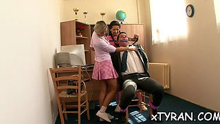 hot chick tied up and gagged film