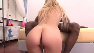 russian teen gets bbc anal