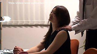 Yuria Ashina, Risa Murakami, Kyoka Mizusawa, ASUKA 2 in Beautiful Announcer Upskirt part 4