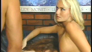 Stacy Valentine   abused threeway