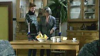 Family Buster (Marlene von Braun and Gisela Kunz)